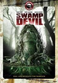 Swamp Devil -16 ans poster