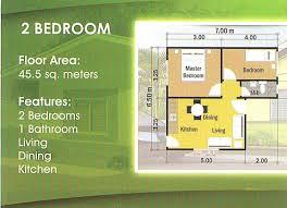 Small 2 Bedroom Cabin Plans Download 2 Bedroom Bungalow Designs Home Intercine