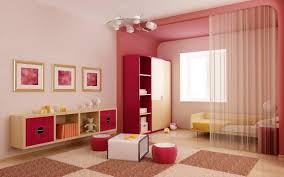 bedroom awesome pink theme in girls kids bedroom decoration ideas