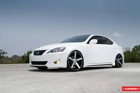lexus is350 wheels vossen wheels lexus is vossen cv3r