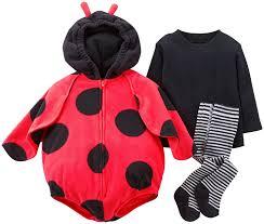 Halloween Costumes Infants 3 6 Months Amazon Carter U0027s Halloween 2 Pc Costume Tiger 6 9 Months Baby
