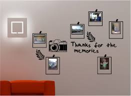Home Interior Picture Frames by Picture Frame Collage Wall Turned Out So Cute How To Mount Photo