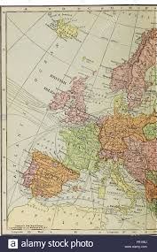 Map Of 1914 Europe by The New Map Of Europe 1911 1914 The Story Of The Recent