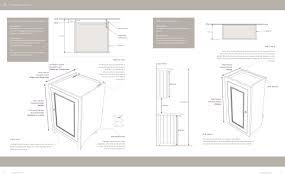 standard kitchen cabinet base depth
