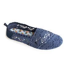 take a walk crochet flats boscov u0027s