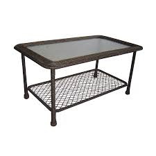 Patio Umbrella Side Table by Shop Patio Tables At Lowes Com