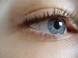 Poppetje in je ogen