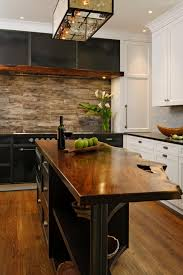 countertops enchanting ideas rustic reclaimed wood kitchen island