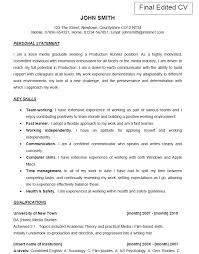 Personal resume writing service   Custom professional written
