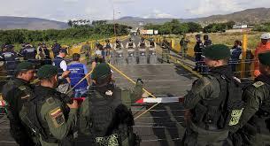 Venezuela Colombian Border Partially Reopens for Truck Passage Sputnik International
