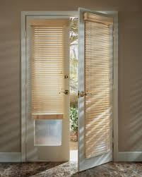 image of front door window coverings adorning and adding the