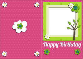 1st Year Baby Birthday Invitation Cards Happy Birthday Cards To Print Cloveranddot Com