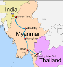 India–Myanmar–Thailand Trilateral Highway