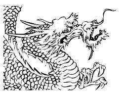chinese dragon coloring sheet kids coloring europe travel