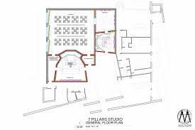 Recording Studio Floor Plans 7 Pillars Recording Studio Cisco Afghanistan Cultural Building