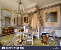 living room of versailles palace in france stock photo royalty