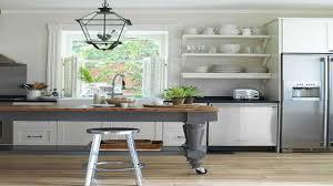 open shelves kitchen design ideas