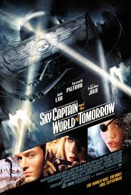 Thống Soái Bầu Trời - Sky Captain and the World of Tomorrow (2004)