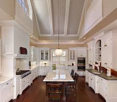 What Is The Best Lighting For A Kitchen by Innovative Kitchen Lighting Ideas For High Ceilings Picture Is