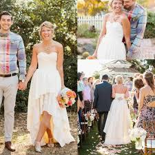 2017 summer beach boho wedding dresses bohemian hippie style cheap