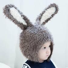 Halloween Costume Ears Cosplay Rabbit Hats Ears Kids Halloween Costume Hat