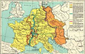 Map Of France And Spain by Historical Maps Overview