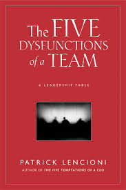 best books on resume writing the 27 best customer service books the five dysfunctions of a team