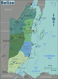 Map Of Western Caribbean by Atlas Of Belize Wikimedia Commons