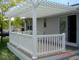 Deck Pergola Ideas by Best 20 White Pergola Ideas On Pinterest U2014no Signup Required