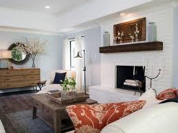 Fixer Upper Living Room Wall Decor Fixer Upper A Rush To Renovate An U002780s Ranch Home Wood Mantels