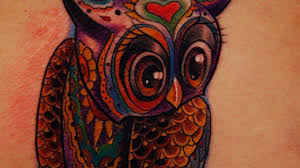 wise as an owl tattoo nightmares spike