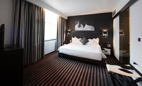 unique design hotels and hostels in brussels