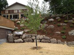Small Rock Garden Pictures by Landscape Modern Ideas For Front Of House Breakfast Mudroom Hall