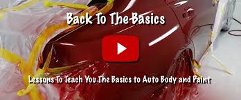 collision blast online auto body and paint training for students