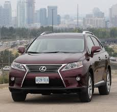 lexus made in canada reader review 2015 lexus rx350 sportdesign driving