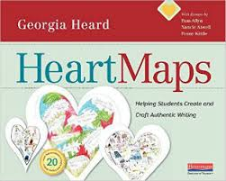 Heart Maps  Helping Students Create Craft Authentic Writing heart maps biondi