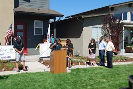 wonderland homes u2013 decorated veteran and family gifted with new
