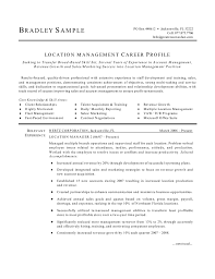 Sample Of Sales Manager Resume by Manager Resume