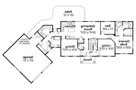 colonial saltbox house plans