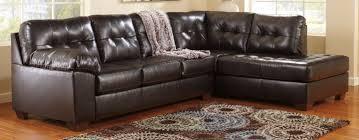 Ashley Furniture Sectionals Buy Ashley Furniture 2010117 2010166 Alliston Durablend Chocolate