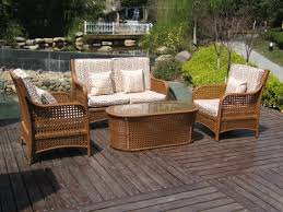 Black Wicker Patio Furniture Sets - furniture have a charming patio with resin wicker furniture sets