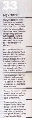Electromagnetic Waves Physics Homework Help