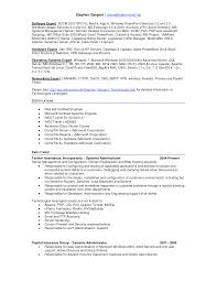Linux System Administrator Resume Sample by System Administrator Resume Sample India
