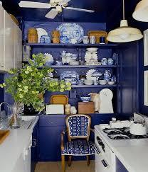 inspiring blue kitchen décor ideas homesfeed