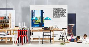 Dining Room Play Ikea 2014 Catalog Full