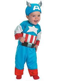 Monsters Baby Halloween Costumes Captain America Toddler Costume Kids Costumes Captain America