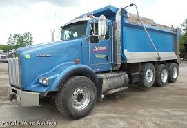 kenworth trucks for sale 2008 kenworth t800 dump truck item da6374 sold june 22