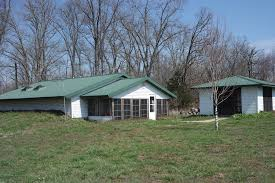 earth berm home on small acreage for sale in missouri ozarks
