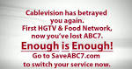 ABC goes black at midnight, frustrating Cablevision customers - NY ...