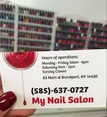 my nail salon home facebook